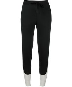 DKNY | Contrast Piped Track Pants Xs Spandex/Elastane/Viscose/Wool