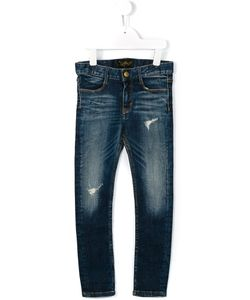 FINGER IN THE NOSE | Distressed Skinny Jeans 6 Yrs