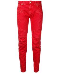 Pierre Balmain | Skinny Cropped Jeans 25 Cotton/Spandex/Elastane