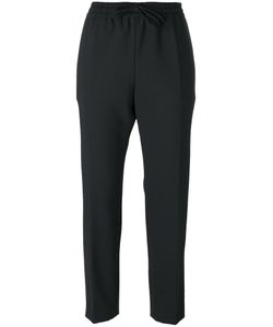 Joseph | Drawstring Track Pants 44 Polyester/Spandex/Elastane/Acetate/Virgin Wool