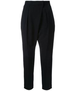 ENFÖLD | Enföld Drop-Crotch Cropped Trousers 36 Polyester/Polyurethane