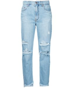 Nobody Denim | Frankie Jean Ankle Mixed Up Women