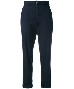 Akris Punto | Ankle Length Trousers Size 38