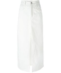Damir Doma | Side-Slit Skirt Xs Cotton