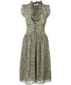 Vanessa Bruno | Sleeveless Frill Leaf Dress