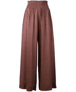 Forte Forte | Elasticated Waistband Palazzo Pants