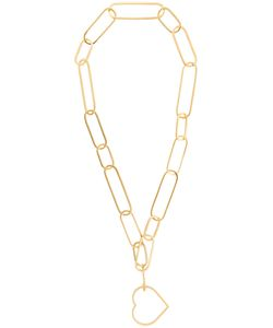 Seeme | Elongated Chain Necklace Women One