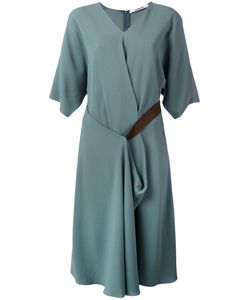 Chalayan | Stepped Dress 38 Viscose/Acrylic