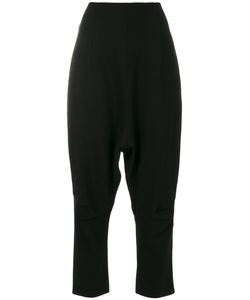 Rundholz Black Label | Cropped Tailored Trousers Women