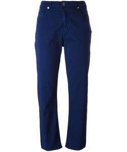 Love Moschino | Cropped Jeans 28 Cotton/Spandex/Elastane
