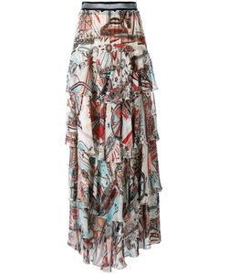 Just Cavalli | Printed Maxi Skirt