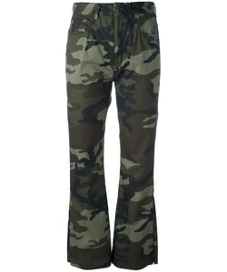 MM6 by Maison Margiela | Mm6 Maison Margiela Camouflage Print Trousers 40 Cotton
