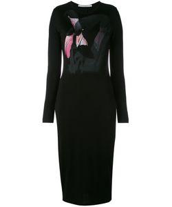 Givenchy | Flamingo Print Dress Size Medium