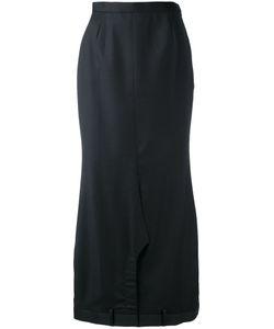JUNYA WATANABE COMME DES GARCONS | Junya Watanabe Comme Des Garçons Inverse Bottom Maxi Skirt