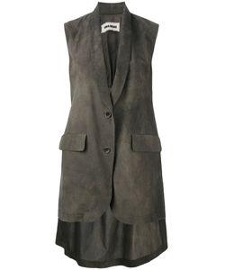 UMA WANG | Sleeveless Blazer Size Small