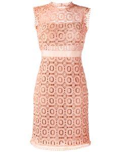 Essentiel Antwerp | Open Lace Fitted Dress