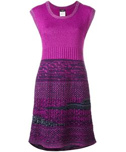Chanel Vintage | Bouclé Knit Dress 40
