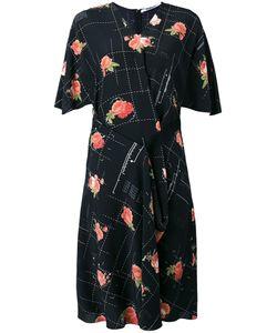 Chalayan | Stepped Dress 40 Silk