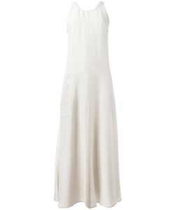 Joseph | Sleeveless Flared Midi Dress Size 36