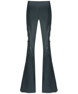 Andrea Bogosian | Flared Panel Trousers Size P