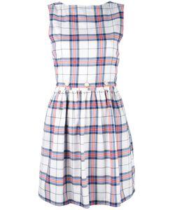 Maison Kitsune | Maison Kitsuné Sleeveless Check Dress