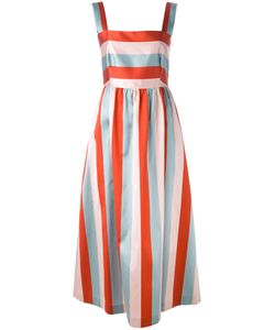 Red Valentino | Block Striped Gown Size 42