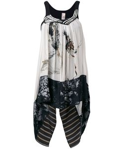 Antonio Marras | Printed Draped Top