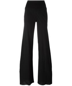 Rick Owens | Bias Palazzo Pants 42 Viscose/Cotton/Nylon
