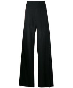 Ann Demeulemeester | Slit Wide-Leg Trousers Size 34