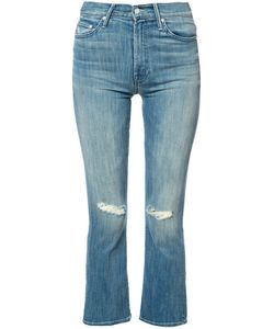 Mother | Insider Cropped Jeans 25 Cotton/Spandex/Elastane