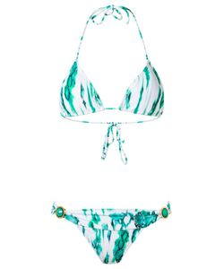 Brigitte | Triangle Bikini Top Size Medium