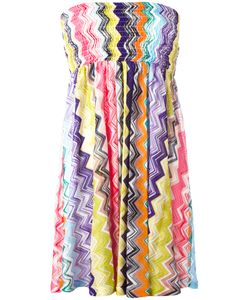 Missoni | Strapless Zigzag Dress Size 40
