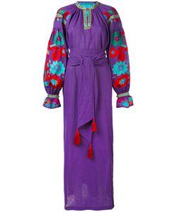 Yuliya Magdych | Платье Flower River