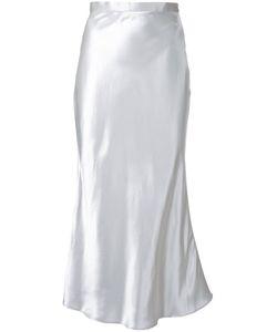Christopher Esber | Bias Slip Sheet Skirt Size 10