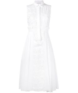 CAPUCCI | Embroidered Dress 42