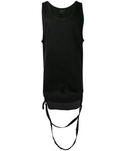 Les Hommes | Strap Detail Tank Top Size Small