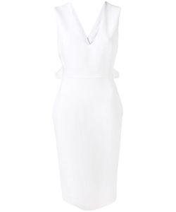 Victoria Beckham   Платье С Перекрещивающимися Лямками