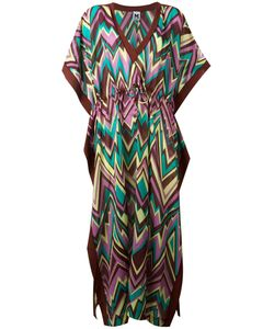 Missoni | M Zigzag Print Shift Dress Large