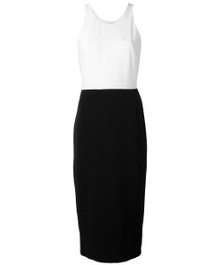 BOUTIQUE MOSCHINO | Fitted Contrast Dress