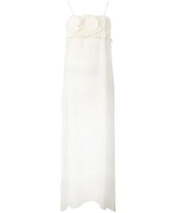 See By Chloe | See By Chloé Ruffle Detail Maxi Dress Size 36