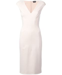 Tom Ford | Padded Shoulder Dress Size 40