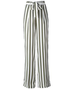 Equipment | Stripe High Waist Trousers