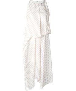 Chalayan | Платье С Наслоенным Дизайном