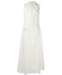 Maison Rabih Kayrouz | Sleeveless Tuxedo Gown