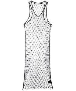 Filles A Papa | Beaded Mesh Dress I Polyester/Sheep