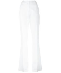 CAPUCCI | Fla Trousers 42 Cotton/Spandex/Elastane/Polyester