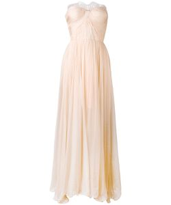 Maria Lucia Hohan | Anna Lace-Panelled Gown