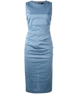 Eggs | Ruched Fitted Dress 44