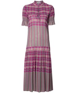 A PIECE APART | Apiece Apart Plaid Dress 0 Rayon