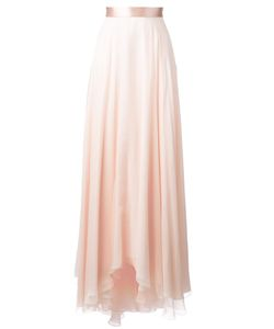 Lanvin | Laye Maxi Skirt 38 Silk/Acetate/Viscose